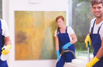 What makes commercial cleaning service Adamstown MD stand out?