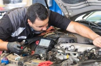 Why need the help of expert to repair a car?