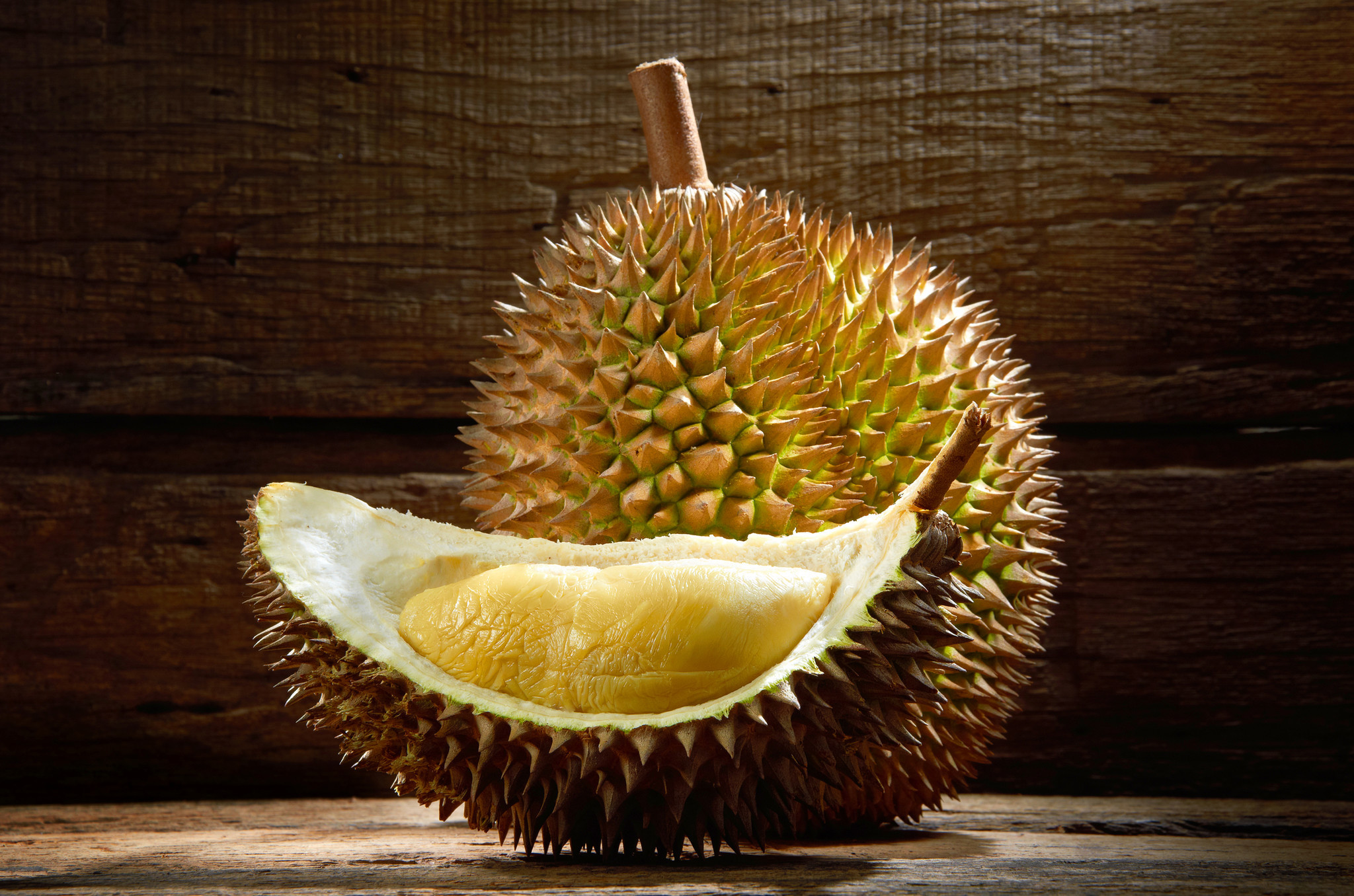 Enjoy the taste of Musang King at Kungfu Durian