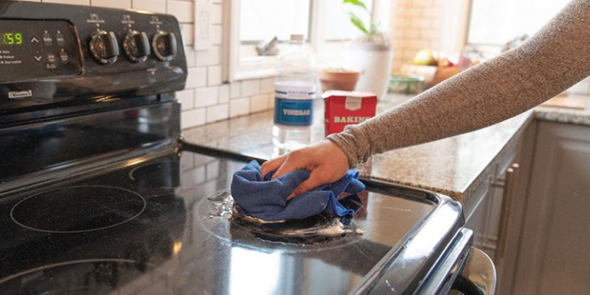 Know The Basics Of Glass Stove Top Cleaner at your house instantly