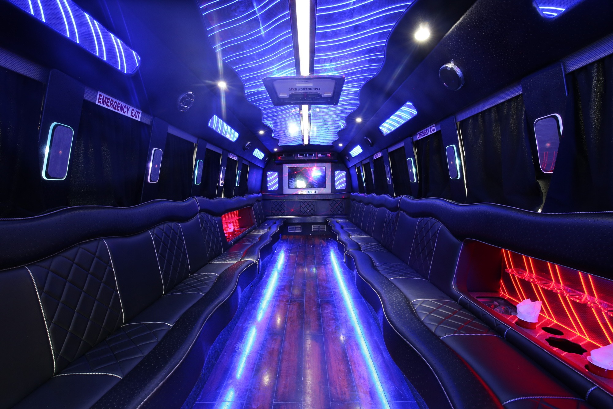Avoiding Overly Aged Whiskey on a Party Bus