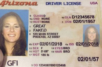 4 Reasons You Should Stay Away From Fake IDs