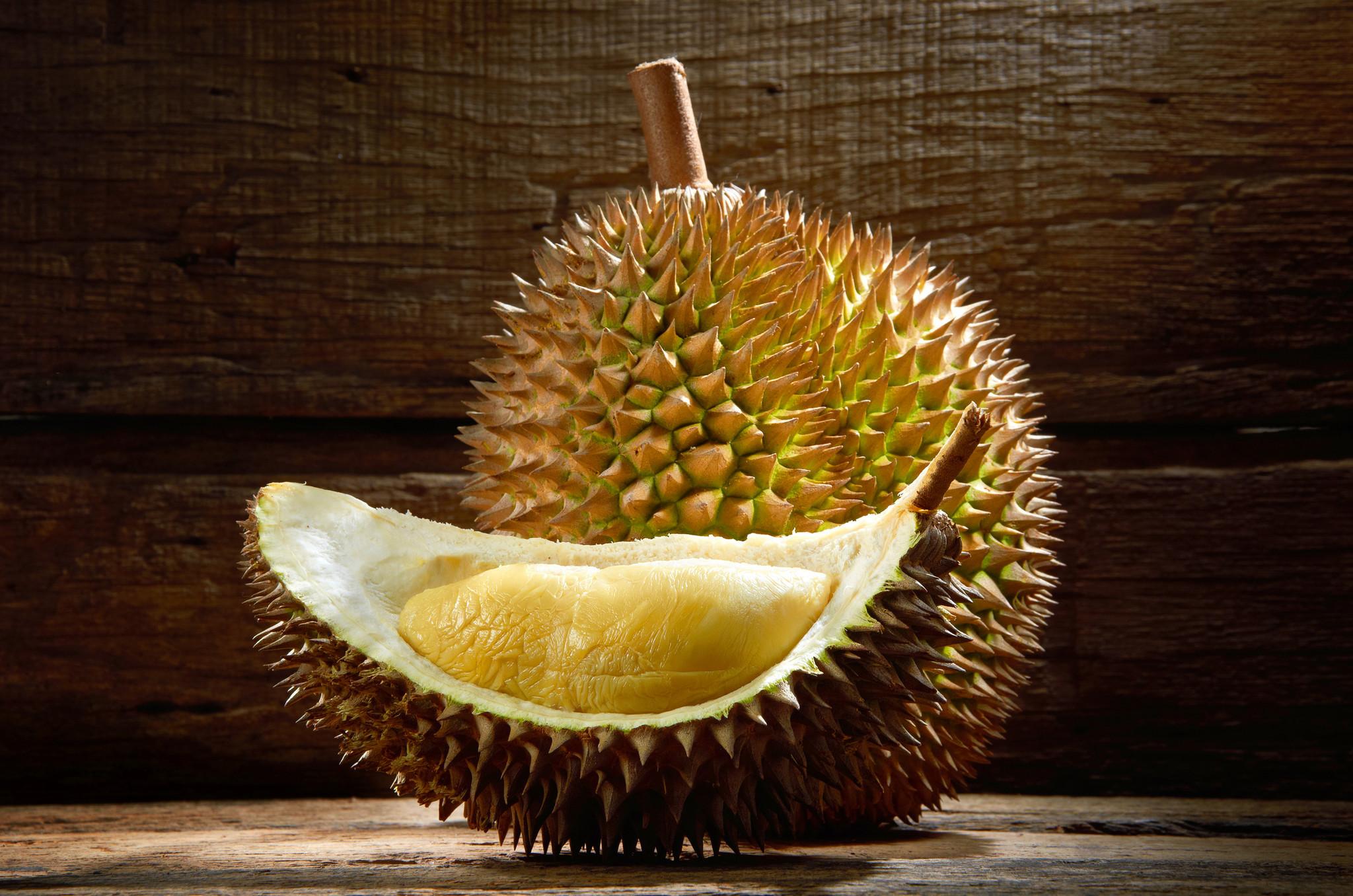Enjoy the taste of Musang King at Kungfu Durian